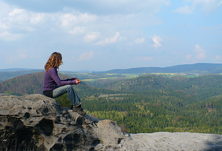 Shiatsu - Elbsandstein - Sächsische Schweiz